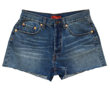 Classic High Waisted Shorts