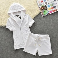 Juicy Couture Original Velour Tracksuit 612 2pcs Women Suits White