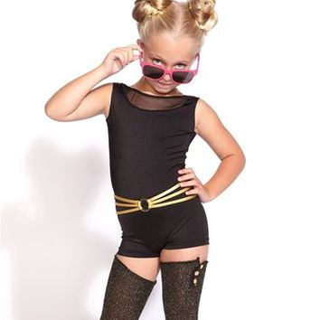 California Kisses SPOTLIGHT - Dancewear  Unitards