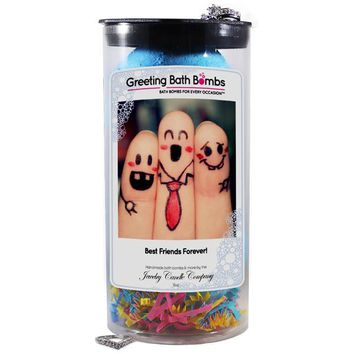 Best Friends Forever! | Greeting Bath Bombs®