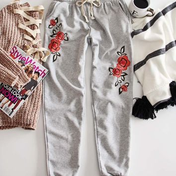 Sweet Spring Joggers