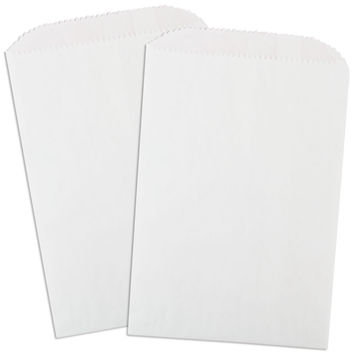 White Glassine Lined Bakery Bags 1/4lb
