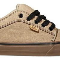 Vans Men's Chukka Low ~ ( Canvas ) Tan/Gum
