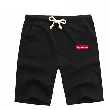 Casual Sports Summer Beach Pants Couple Shorts [11884738835]