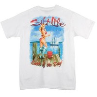Salt Life Catch of the Day Tee