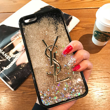 SYL Fashion Luxury Supreme Sliver Mirror Case For iPhone 7 7Plus  6 6s 6Plus 6s Plus