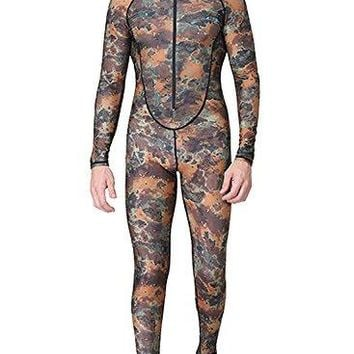 DIVE & SAIL Thermal Zipper Hooded Wetsuit