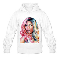 Men's Nicki Minaj Art Hoodies Sweatshirt