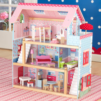 KidKraft Chelsea Dollhouse with Furniture - 65054