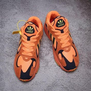 Adidas Yeezy 700 Runner Boost Popular Men Casual Running Sport Shoes Sneakers Orange I/A