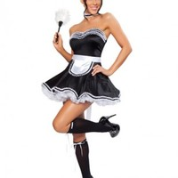 4PC FIFI COSTUME @ Amiclubwear costume Online Store,sexy costume,women's costume,christmas costumes,adult christmas costumes,santa claus costumes,fancy dress costumes,halloween costumes,halloween costume ideas,pirate costume,dance costume,costumes for ha