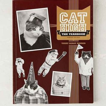 Cat High: The Yearbook By Terry deRoy Gruber- Assorted One