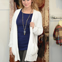 Chenille Love Cardigan