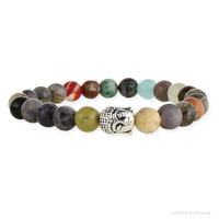 Buddha Spirit Bead Bracelet on Sale for $9.99 at HippieShop.com