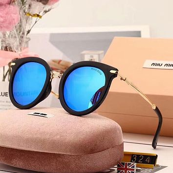 DIOR Women New Fashion Colorful Polarized Glasses Sunscreen Eyeglasses