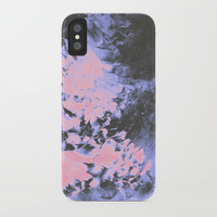 Only for a Moment iPhone Case by duckyb