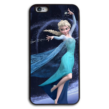 Elsa Frozen Case for iPhone and Samsung Series,More Phone Models For Choice