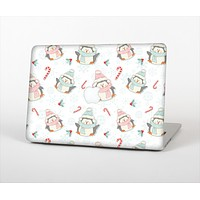 """The Christmas Suited Fat Penguins Skin Set for the Apple MacBook Pro 15"""" with Retina Display"""