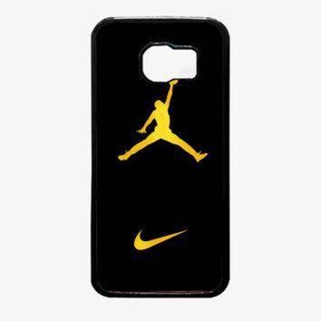 VONR3I Air Jordan Jump Man Air Design FOR SAMSUNG GALAXY S6 REGULAR CASE *PS*
