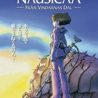 Nausicaa of the Valley of the Wind (German) 27x40 Movie Poster (1984)