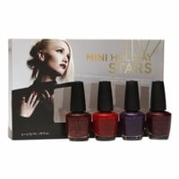 OPI Gwen Stefani for OPI Collection Mini Holiday Stars 4-Pack