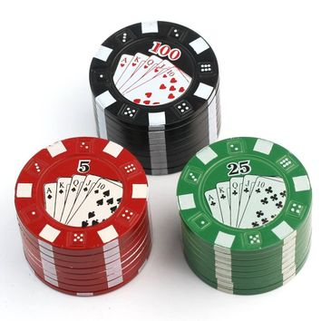 Poker Chip Grinder 50 mm