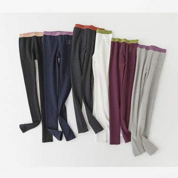Korean Autumn Cotton Leggings [9022793479]