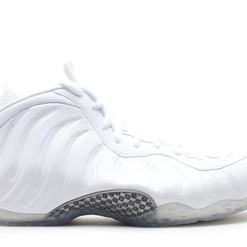 Air Foamposite One white-out