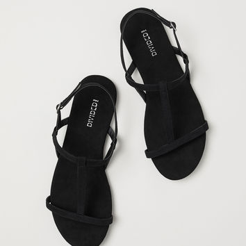 Sandals - Black - Ladies | H&M GB
