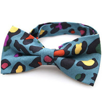 Tok Tok Designs Pre-Tied Bow Tie for Men & Teenagers (B248, T/C Cotton)