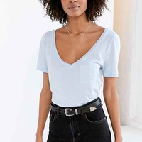Truly Madly Deeply Fiona Pocket Tee