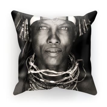 The Tribe Collection Pillow Cover