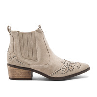 Matisse Backstage Booties in Taupe | REVOLVE