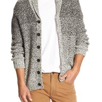 Banana Republic Mens Factory Shawl Collar Cardigan