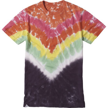 Altamont Summit Fire T-Shirt - Short-Sleeve - Men's Cardinal,