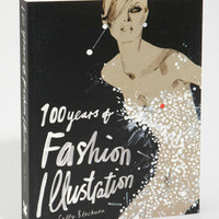 100 Years of Fashion Illustration | By Cally Blackman | fredflare.com