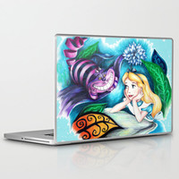 Curious Laptop & iPad Skin by Krista Rae | Society6