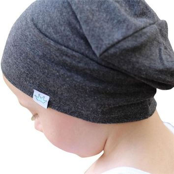 LL Children, Baby, Toddler or Infant Kids Boys or Girls Cotton Soft Warm Hat Cap Beanie