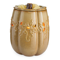 Jewelry Tart Warmer - Harvest Pumpkin