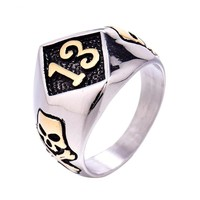 Lucky 13 Ring