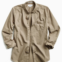 Stevens Denim Button-Down Shirt - Urban Outfitters