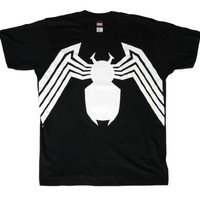 VENOM-TEE, Large/Black
