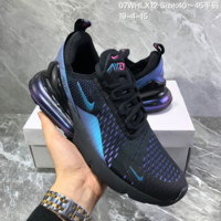 HCXX N1346 Nike Air Max 270 Daredevil Chameleon Color Mesh Cushion Running Shoes