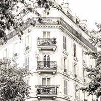 Paris France Architecture Fine Art Photography Print