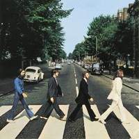Beatles - Abbey Road Decal