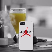 Air Jordan Basketball Supreme All iPhone 5 5c 6 6plus and Samsung Galaxy S5 Case