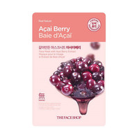 [THE FACE SHOP] Real Nature Sheet Mask - Acai Berry