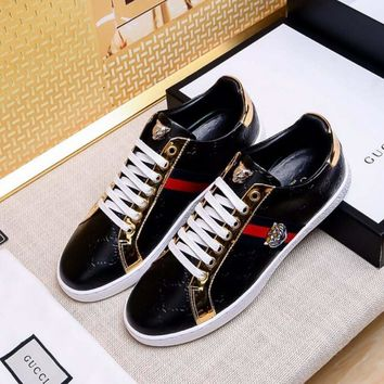 Gucci Fashion Casual Sneakers Sport Shoes-13