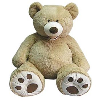 "Costco - 53"" Super-soft Plush Sitting Bear customer reviews - product reviews - read top consumer ratings"