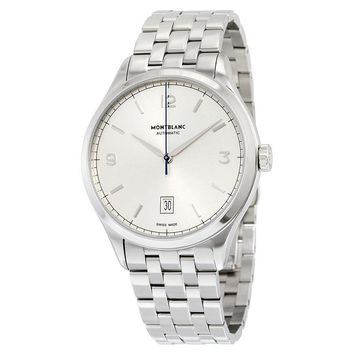 Montblanc Heritage Chronometrie Automatic Mens Watch 112532